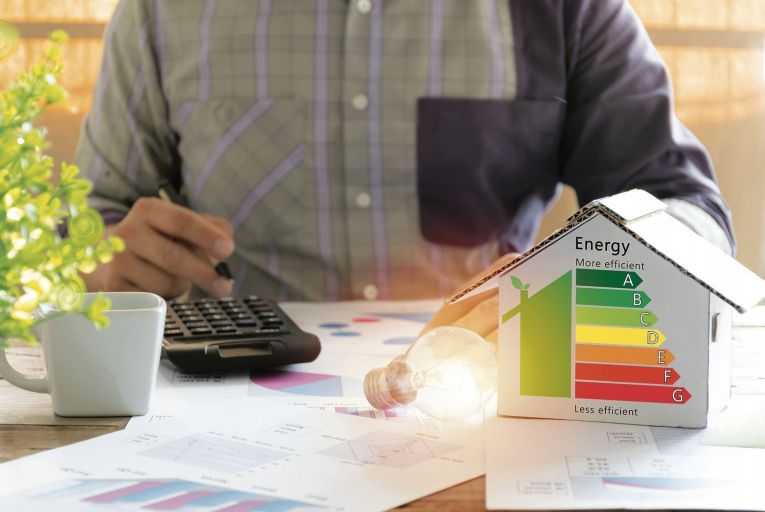 The Building Energy Rating must appear on all property advertisements and brochures. Picture: Getty