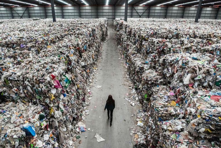 Ireland produces most plastic waste per person in EU