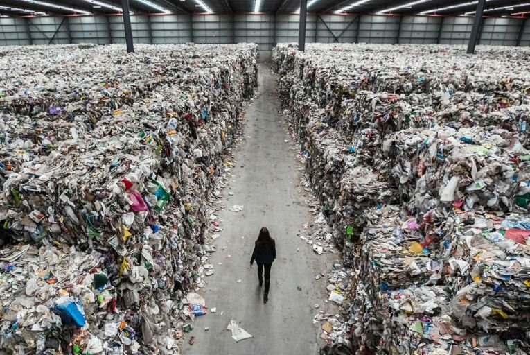 Two-thirds of the plastic waste that ends up in our bins is not currently being targeted by Ireland's recycling list, according to the EPA. Picture: Jason South