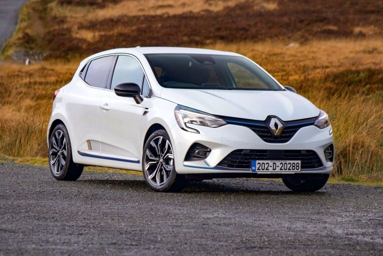 The Renault Clio E-Tech will save money in the long run but comes at a price, starting at €24,995