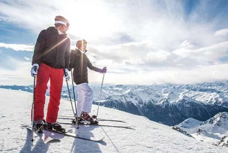 Club Med Valmorel sits at 1,400 metres in the Tarentaise Valley in the French Alps