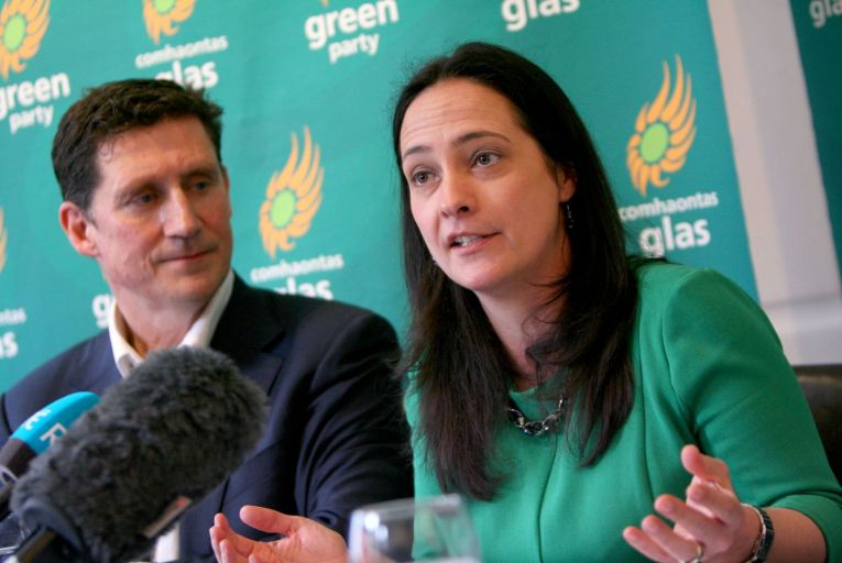 Martin not behind move to replace Ryan, Greens say