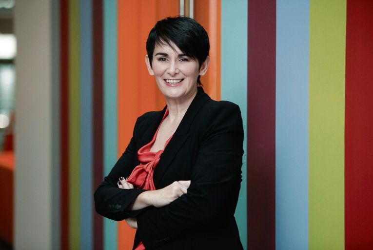 Carolan Lennon, the Eir chief executive, regretted her phrasing about Sligo having a lack of skills, but a bigger point was missed. Picture: Shane O\'Neill/Fennell Photography