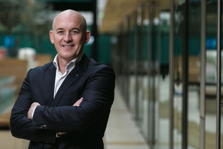 Eoin Goulding, CEO of Integrity360