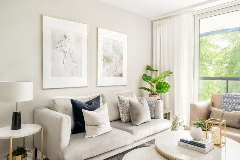 Ask the Designer: How do you make a neutral space interesting?