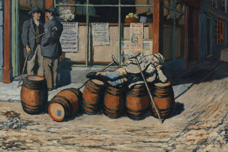 Barney Eastwood's art collection could realise up to €10 million