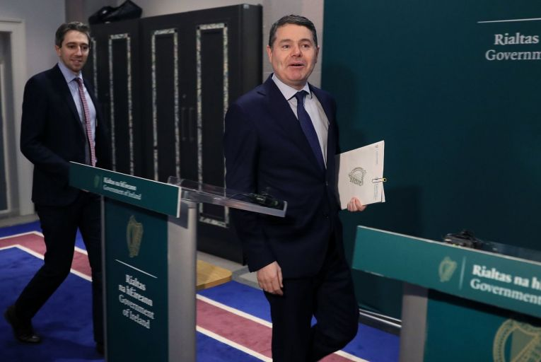 In Fine Gael we trust – for now