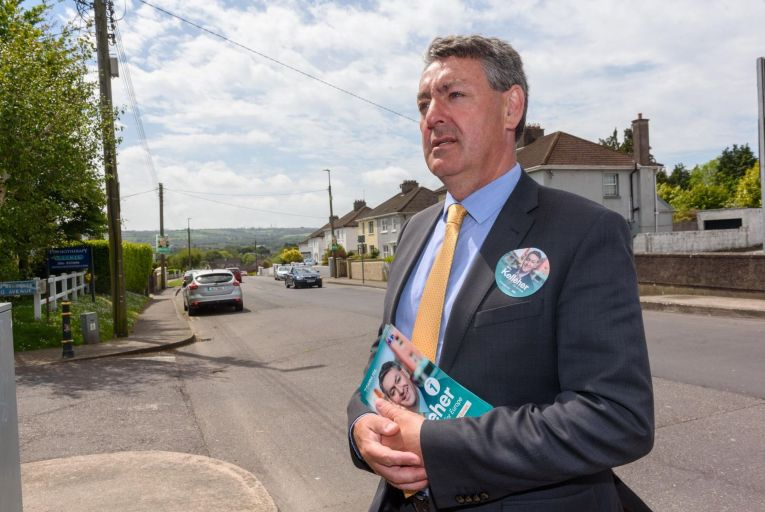 Billy Kelleher: 'Rural Ireland is the most wonderful place to raise a family and to live, the problem is making a living there'