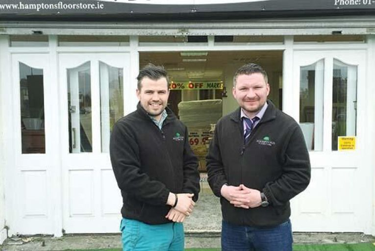 Joe Prendergast and Michael McKenna's business has grown strongly since            opening last year