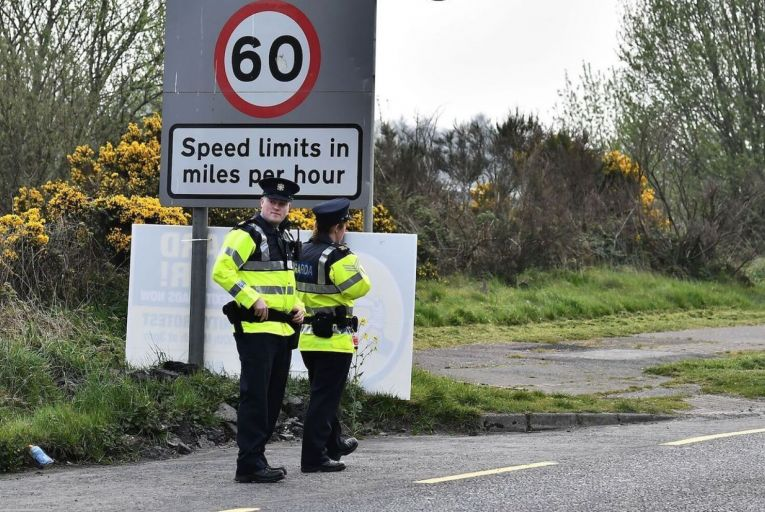 """Brendan Griffin: """"In the vast majority of cases that I've come across where speed limits are an issue, it's pedestrians and cyclists that are most at risk"""