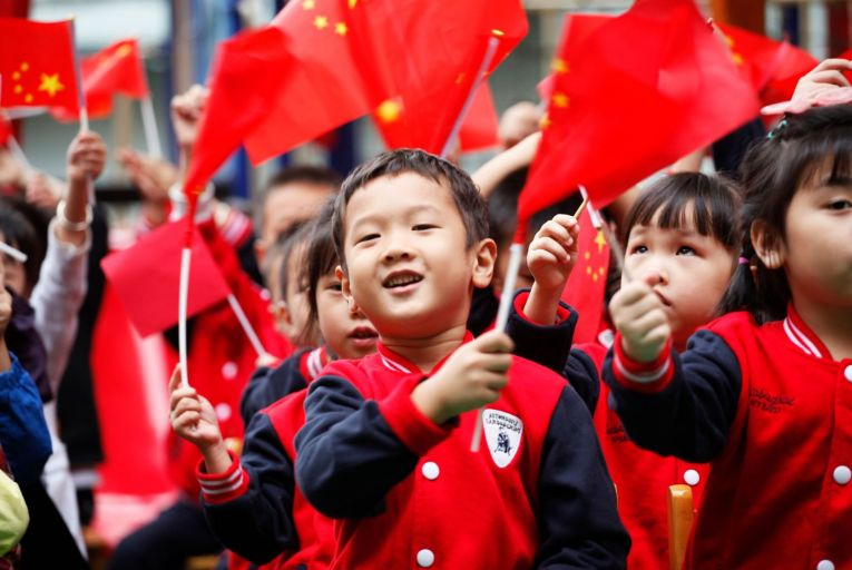 The consequences of China's counterproductive one-child-per-family rule, introduced in 1980, are now becoming apparent. Picture: AFP/Getty Images