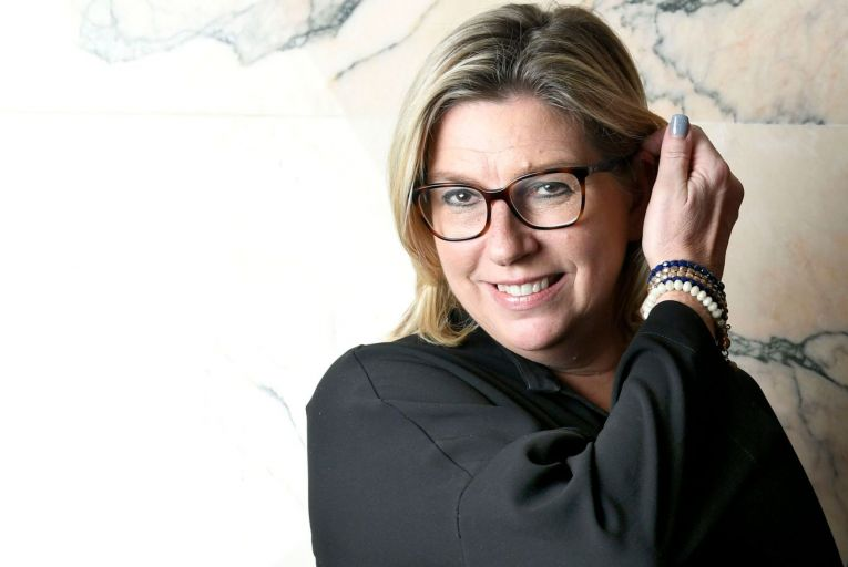 Sarah Newman: 'My friends can't believe I'm still here'