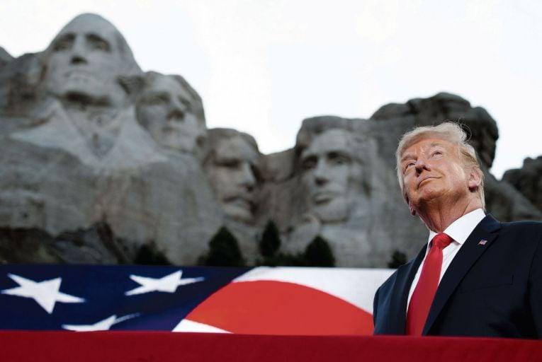 Unhappy birthday for America as coronavirus spoils the party