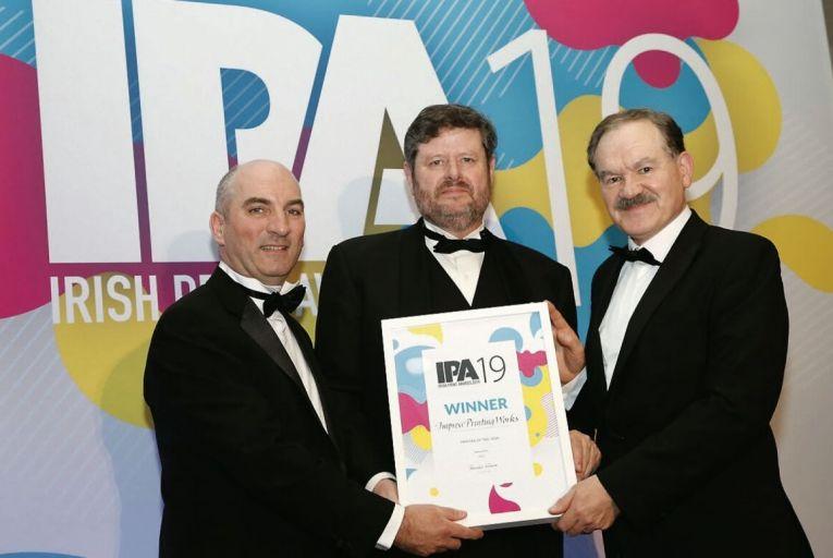 Awards celebrate print innovation and quality