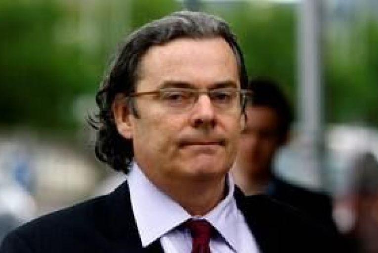 Businessman Hugh O'Regan dies