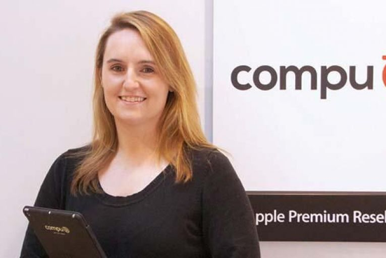 Aoife Leap, education business manager for Compu b