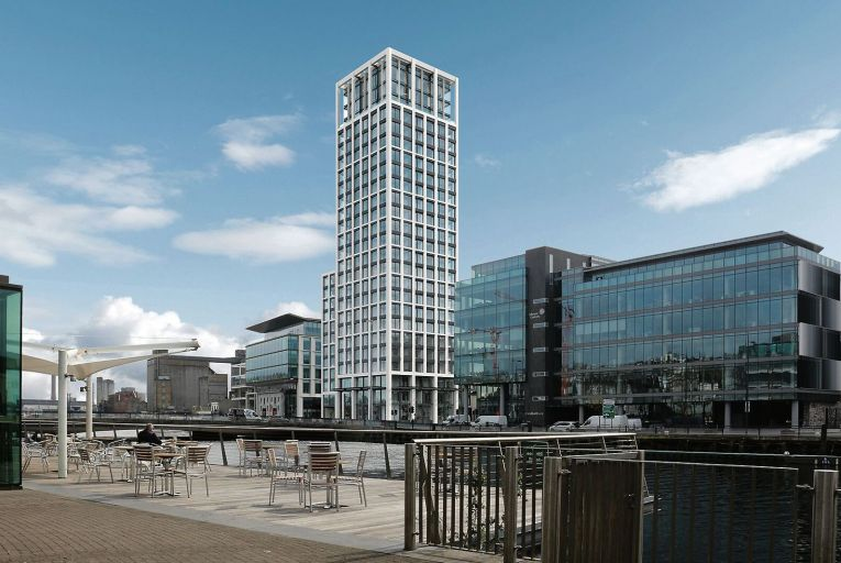 JCD gets green light for Cork docklands residential project