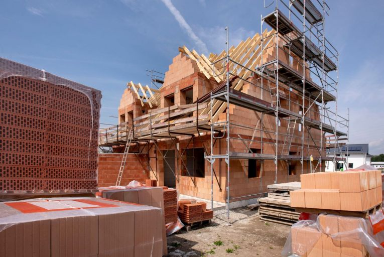 Numerous developers have claimed that the cost of building new houses is prohibitive. Picture: Getty