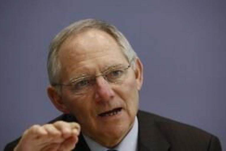 Italy must not rely on ECB says German finance minister