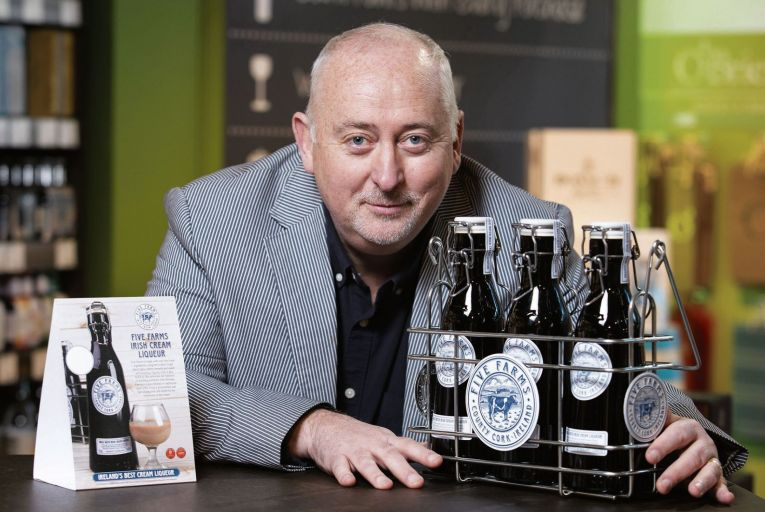 Irish liqueur aims to be cream of the crop with Harrod's deal