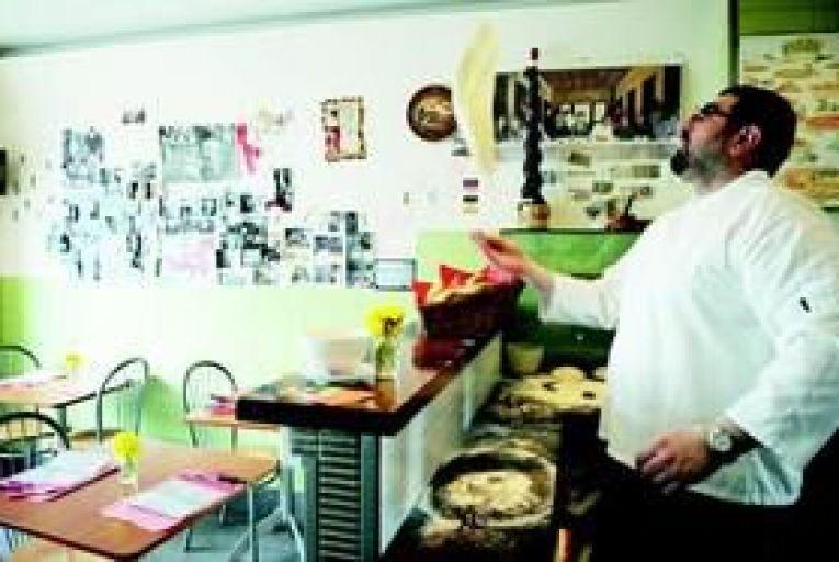 Irish food lifts the gloom