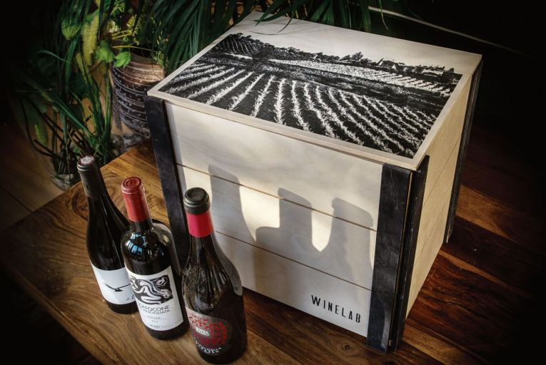 Wine importer Wine Lab has a good solution for those unsure which wine to order for loved ones.