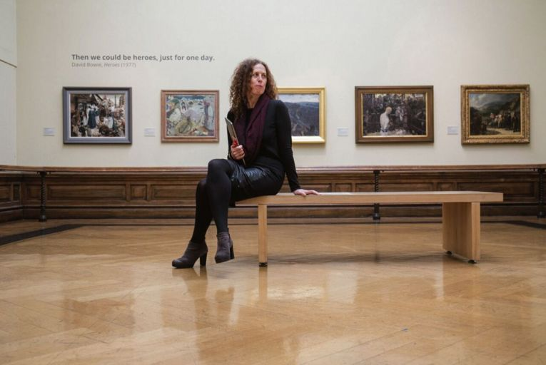 Mary McCarthy, director Crawford Art Gallery which reopened five weeks ago: 'People have been really glad to be back and that it's remained very busy.' Picture: Clare Keogh
