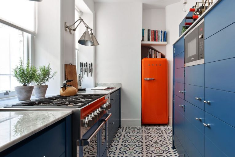 Interior design: Tight space needn't cramp your kitchen's style or efficiency