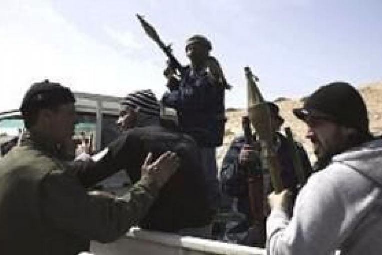 Libya crisis hits stalemate