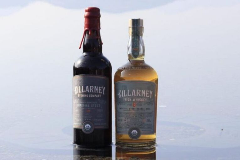 Whiskey distilleries clash over use of 'Killarney' name