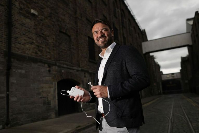 Dr Ross O'Neill, chief executive and founder at Neuromod Devices. Picture: Julian Behal