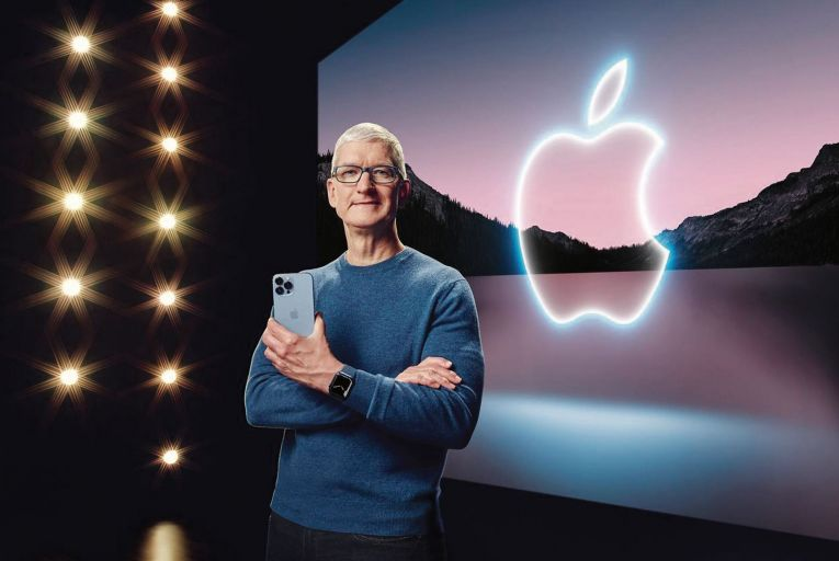 Tim Cook, the Apple chief executive: In the first century of this year, Apple spent nearly $19 billion buying its own shares on the stock market