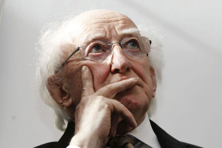 President Michael D Higgins joined Sean Moncrieff on Newstalk on Monday
