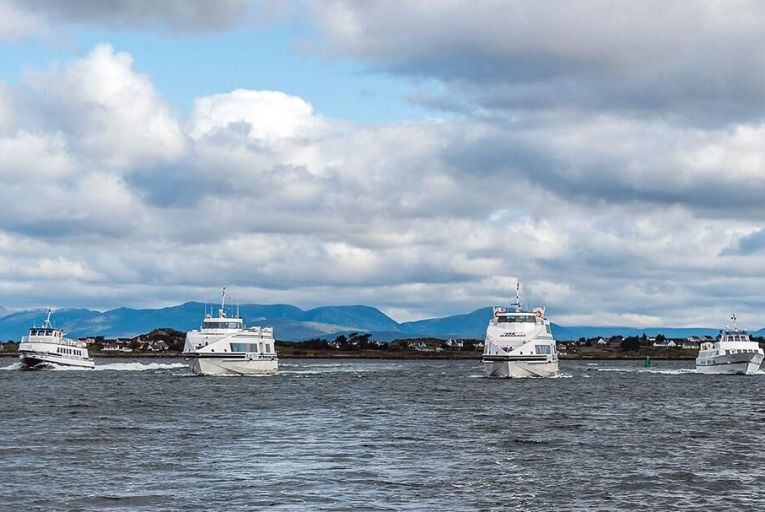 Aran Island Ferries will launch its new route from the Galway city docks to the Aran Islands next May