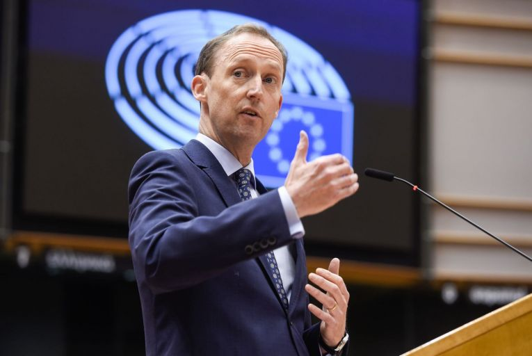 Barry Andrews, the Dublin MEP, said that Helen Dixon's office had been the subject of unfair attacks from European politicians
