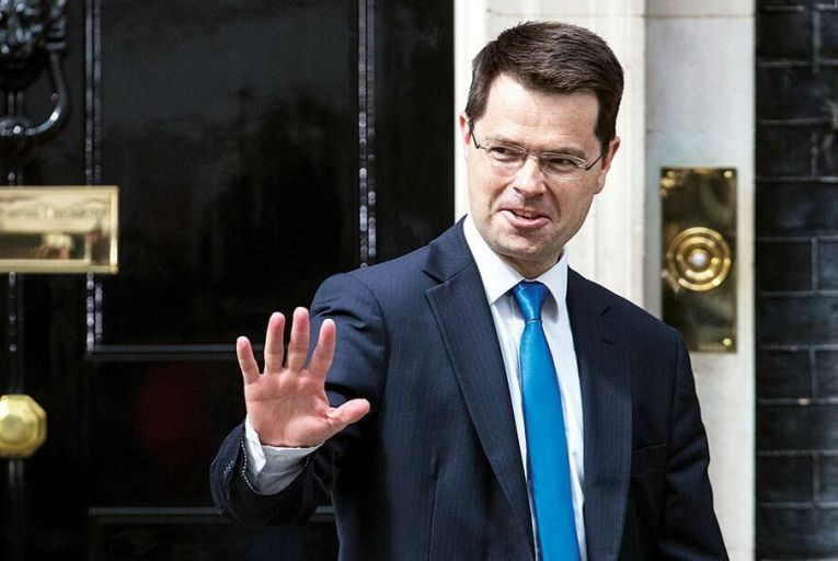 James Brokenshire should have stepped in months ago Pic: Getty