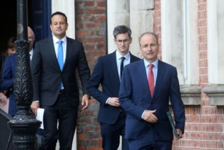 Taoiseach's diary shows Brexit and Covid-19 dominate schedule