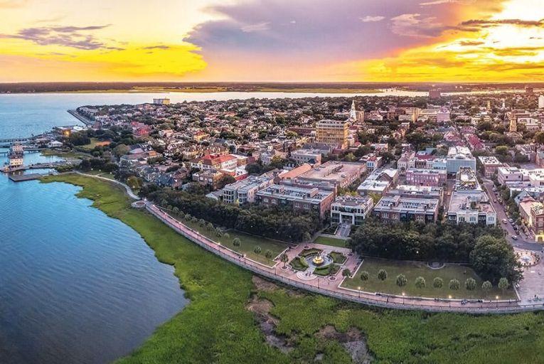 Charleston: a jewel of the Deep South