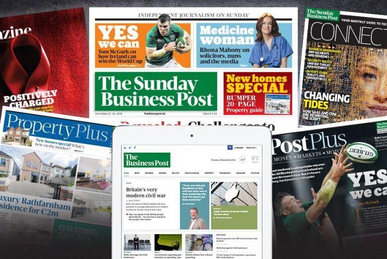 The Sunday Business Post names new interim editor