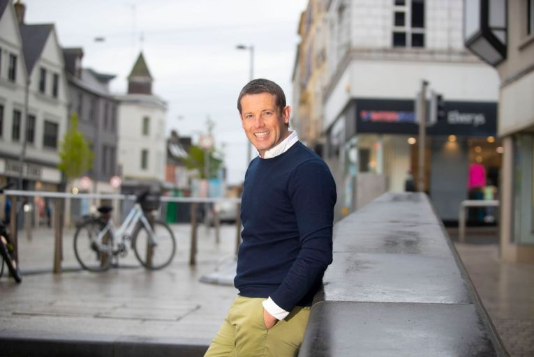 Alan Quinlan, chief executive of Yatta: 'The easier you make it for companies to just 'switch on' a product like this, the better.' Picture: Mary Browne