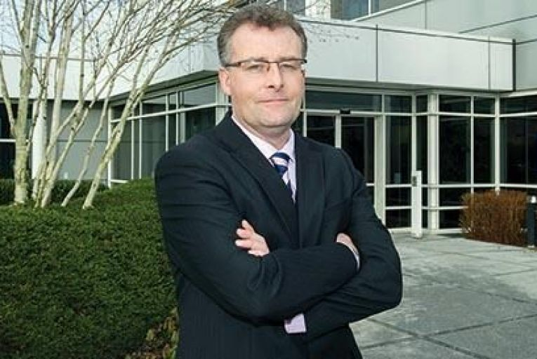 Declan Hogan, head of enterprise group hardware, Hewlett Packard Enterprise, Ireland
