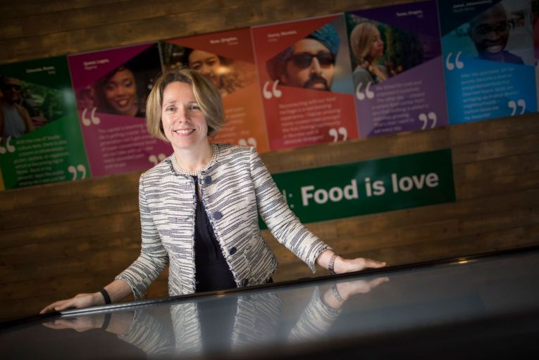 Tara McCarthy of Bord Bia: 'We have an immense amount of data, and that can become very complex for someone to navigate if we don't keep it simple.' Picture: Fergal Phillips
