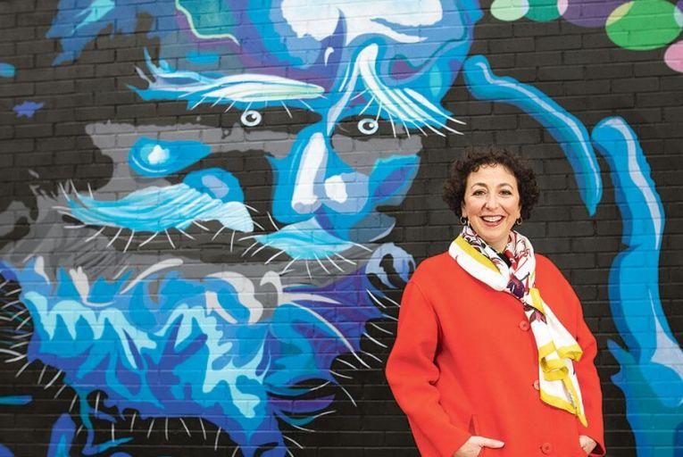 Tania Banotti, director of Creative Ireland Picture: Fergal Phillips