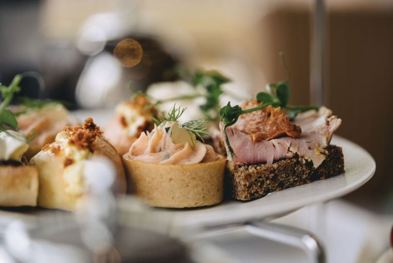 Take-home afternoon tea is on offer at Kilashee House in Kildare
