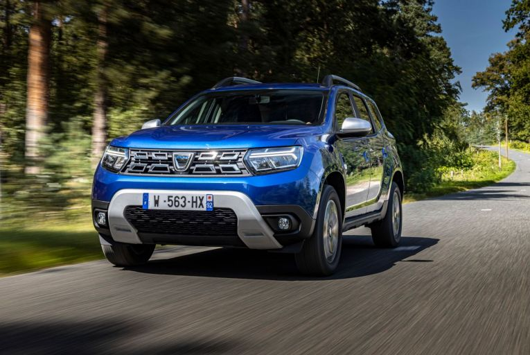 The Dacia Duster's simple, rugged, reliable, practical soul makes a refreshing change
