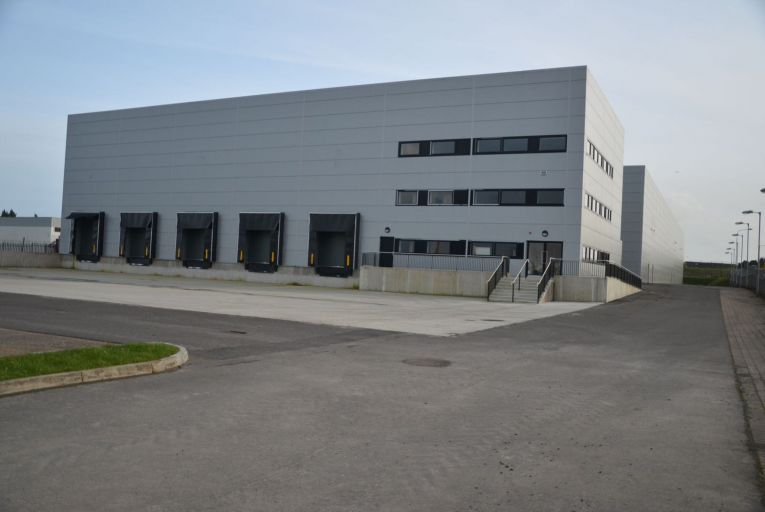 High-spec warehouse space to let in Drogheda