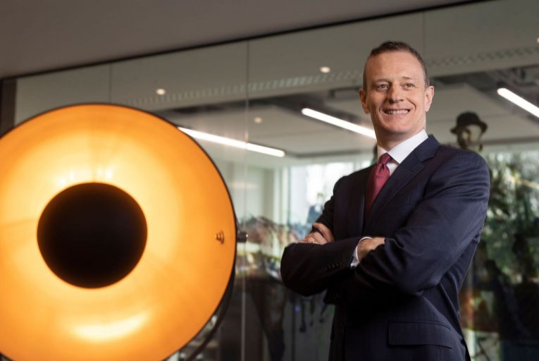 The Sunday Interview: Deloitte Ireland CEO Harry Goddard