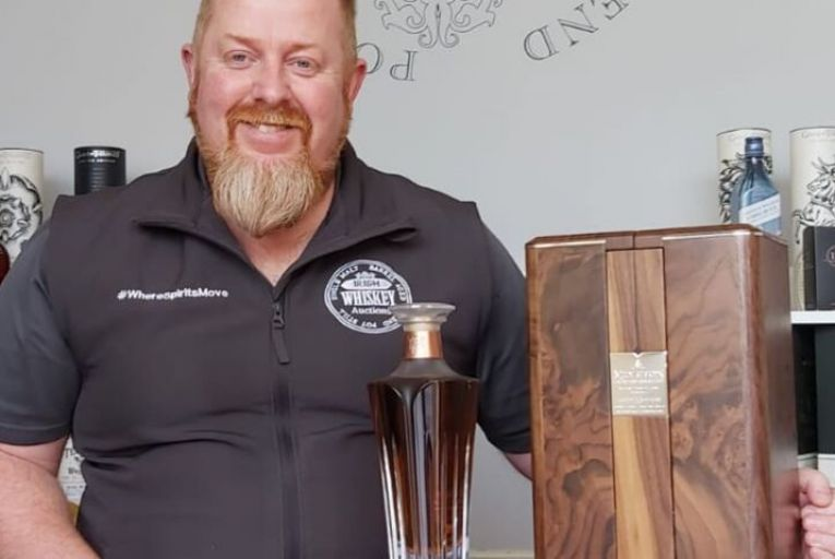 World's most expensive bottle of Irish whiskey sells for €42,000