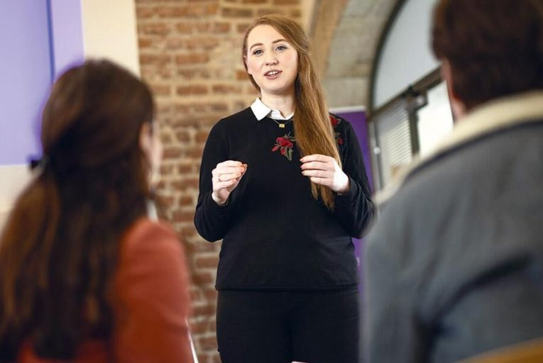 BT bootcamp fires up with aim of turning young scientists into future entrepreneurs