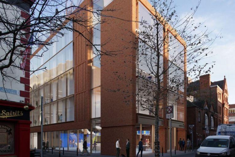 Chatham House in Dublin 2